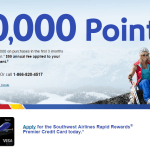 How to Find a Southwest Credit Card 50,000 Sign-Up Bonus When the Official Bonus is Only 25,000