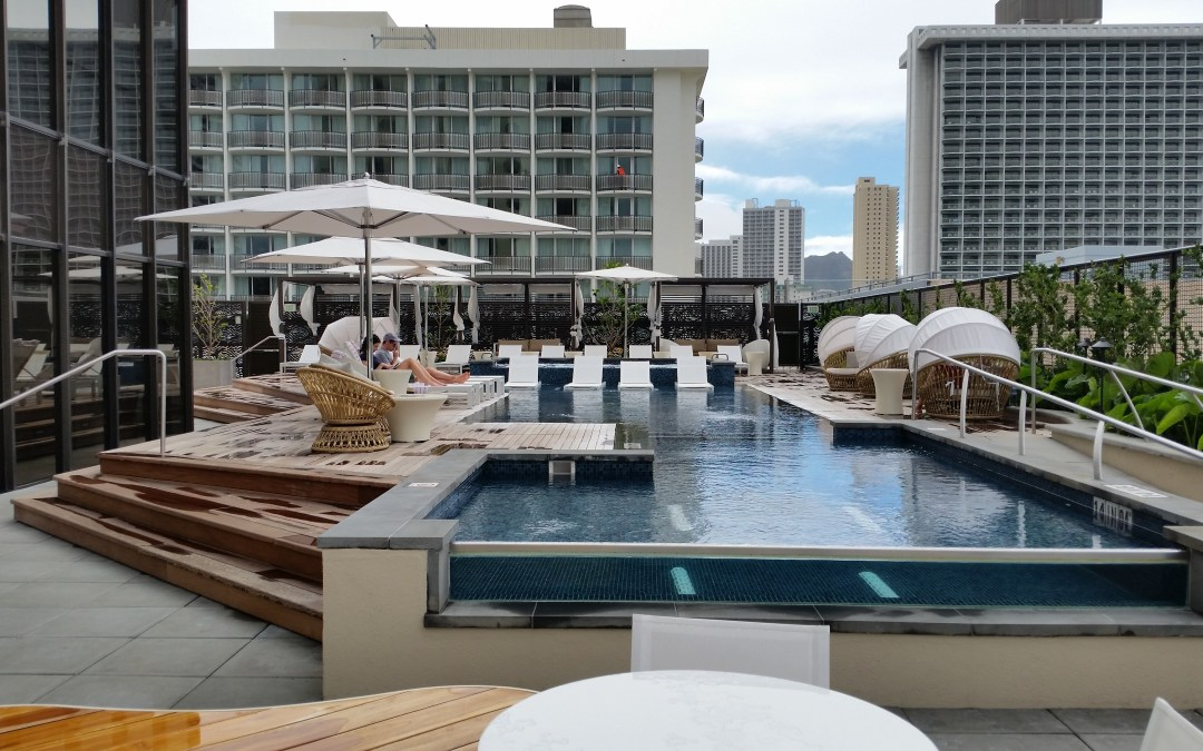 Review: Hyatt Centric Waikiki Beach (Honolulu, Oahu)