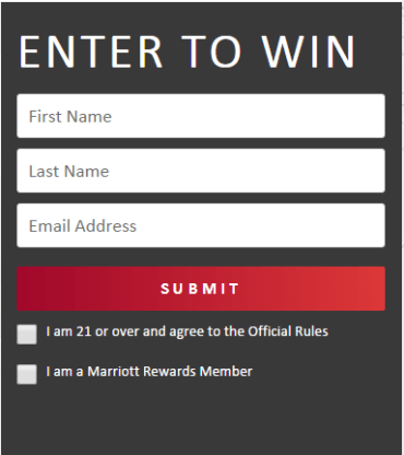 The Shop Marriott Sweepstakes 2016 marriott hotel bed contest