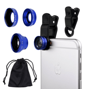 smartphone lens kits make one of the best cheap travel gifts