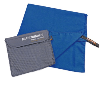 Sea to Summit DryLite Towel, gifts for someone going on a trip