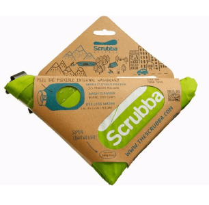 Scrubba Portable Laundry System Wash Bag is one of the best and most practical gifts for travelers