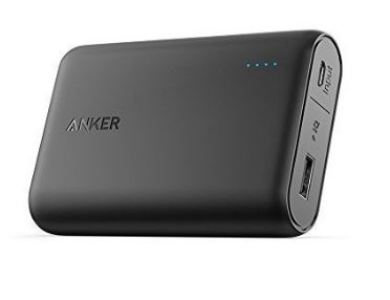 an external battery is one best travel gifts for traveling businessmen
