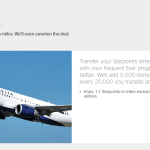 SPG Transfer Partners Airlines You Can Transfer Starpoints to Miles