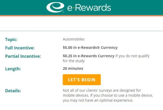 erewards review e-rewards reviews