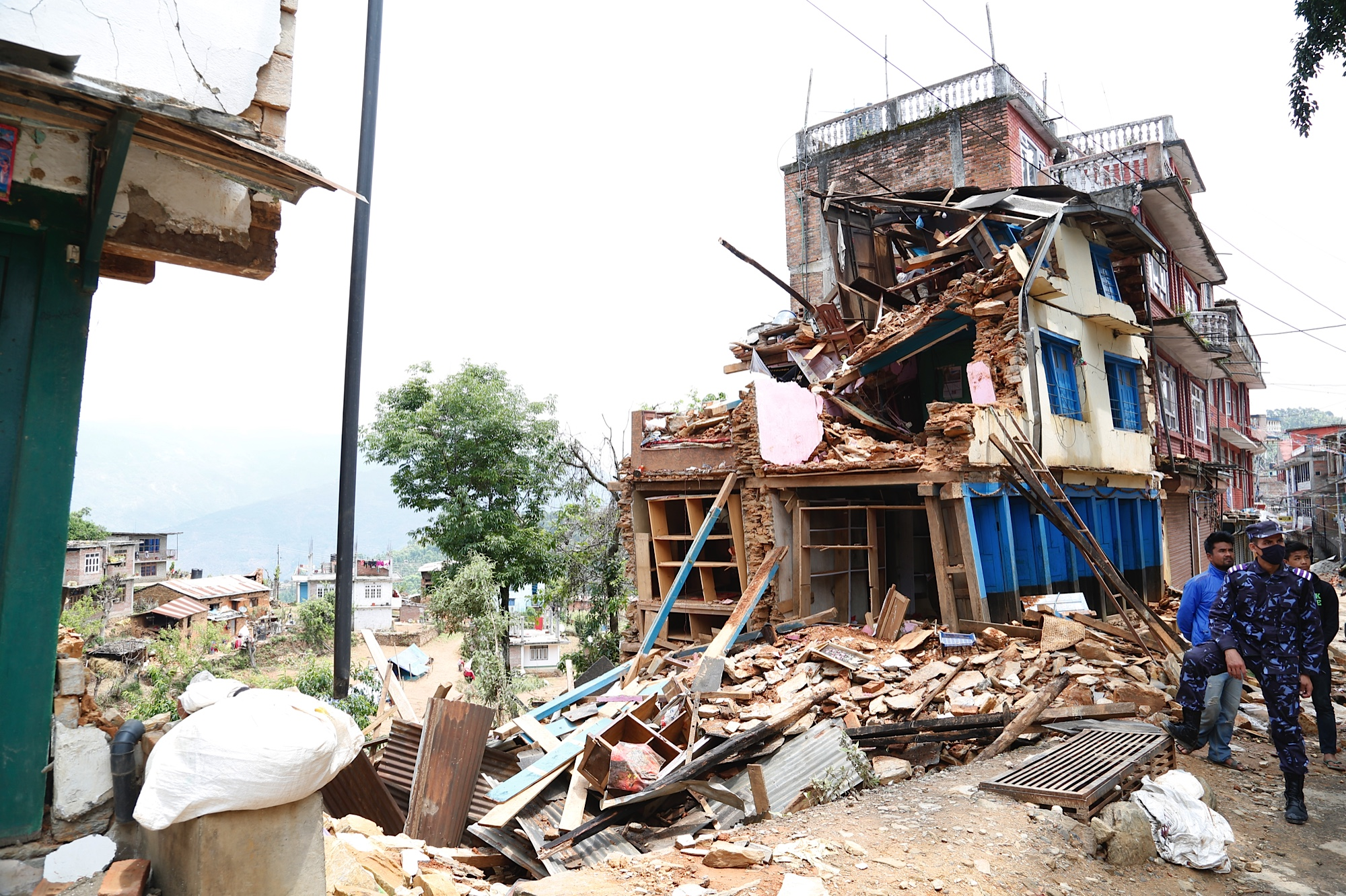What It's Really Like Traveling in Post-Earthquake Nepal
