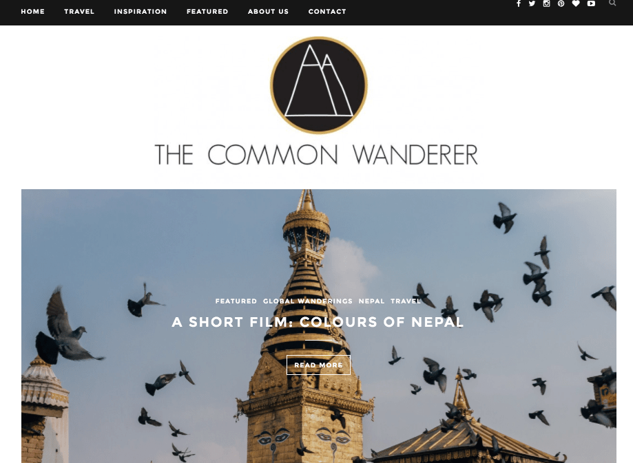 http://www.thecommonwanderer.com/