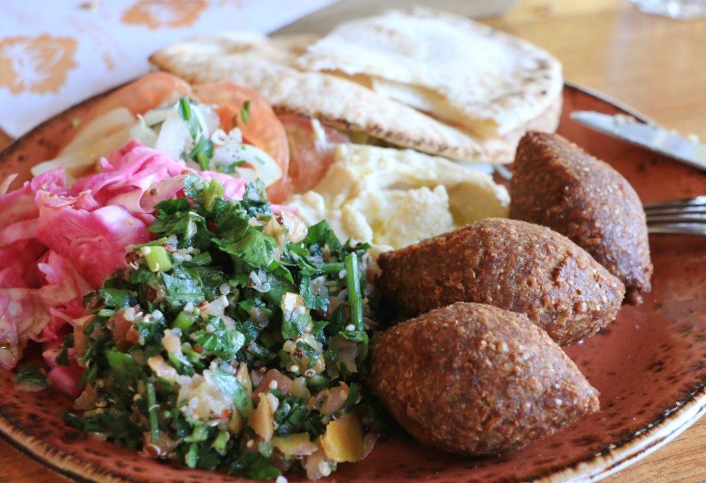 food near monash clayton