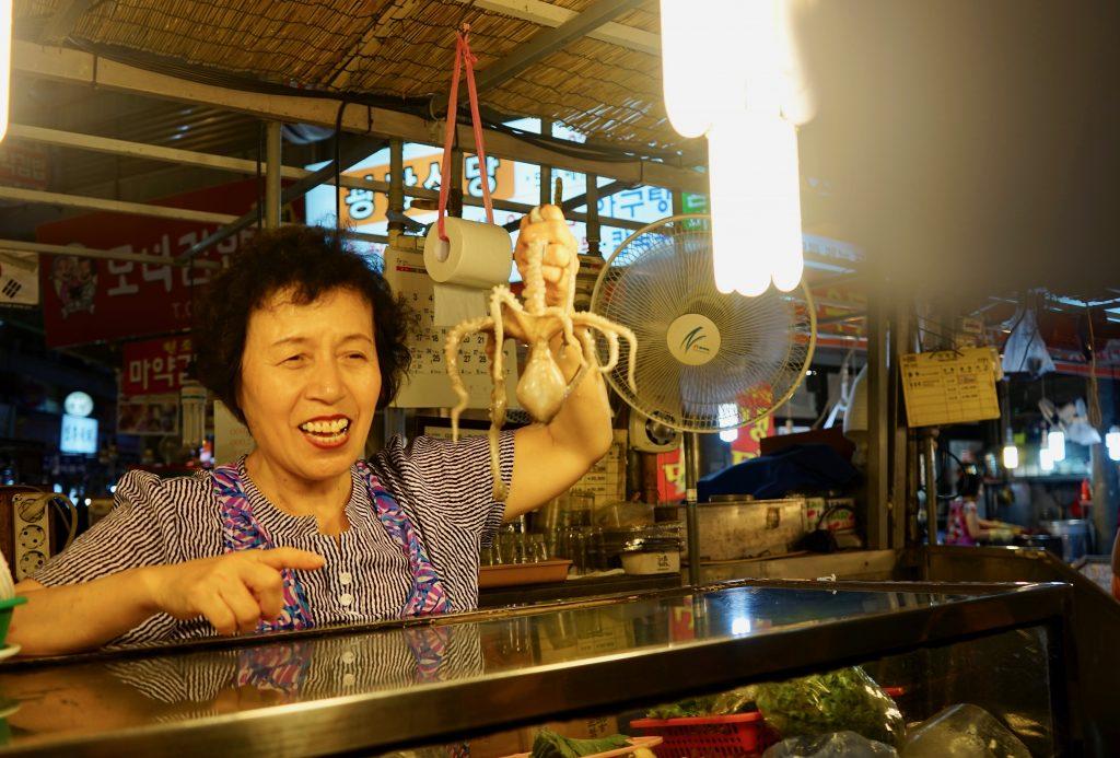 Octopus Gwangjang