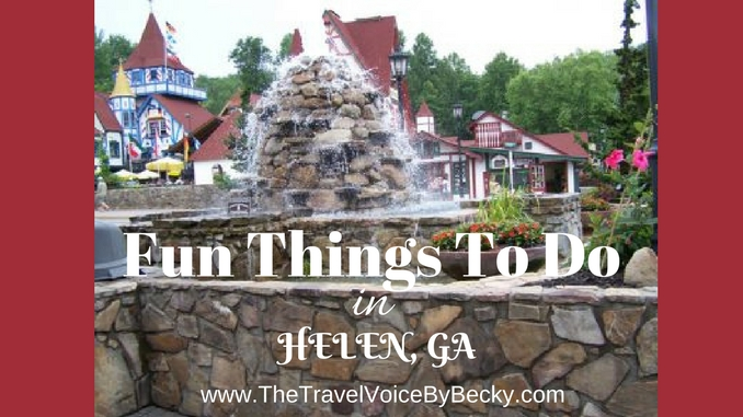 Fun Things To Do in Helen, Ga