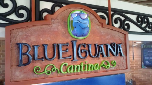 BlueIguana Cantina on Carnival Freedom
