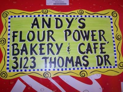 Andy's Flour Power Panama City Beach