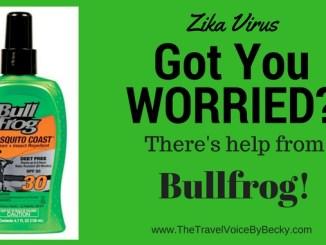 Bullfrog Zika Virus
