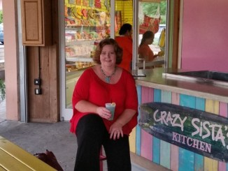 Becky Beall at LuLu's Gulf Shores - Alabama's Gulf Coast