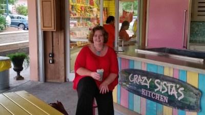Becky Beall at LuLu's Gulf Shores - Alabama's Gulf Coast