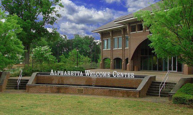 Alpharetta Welcome Center