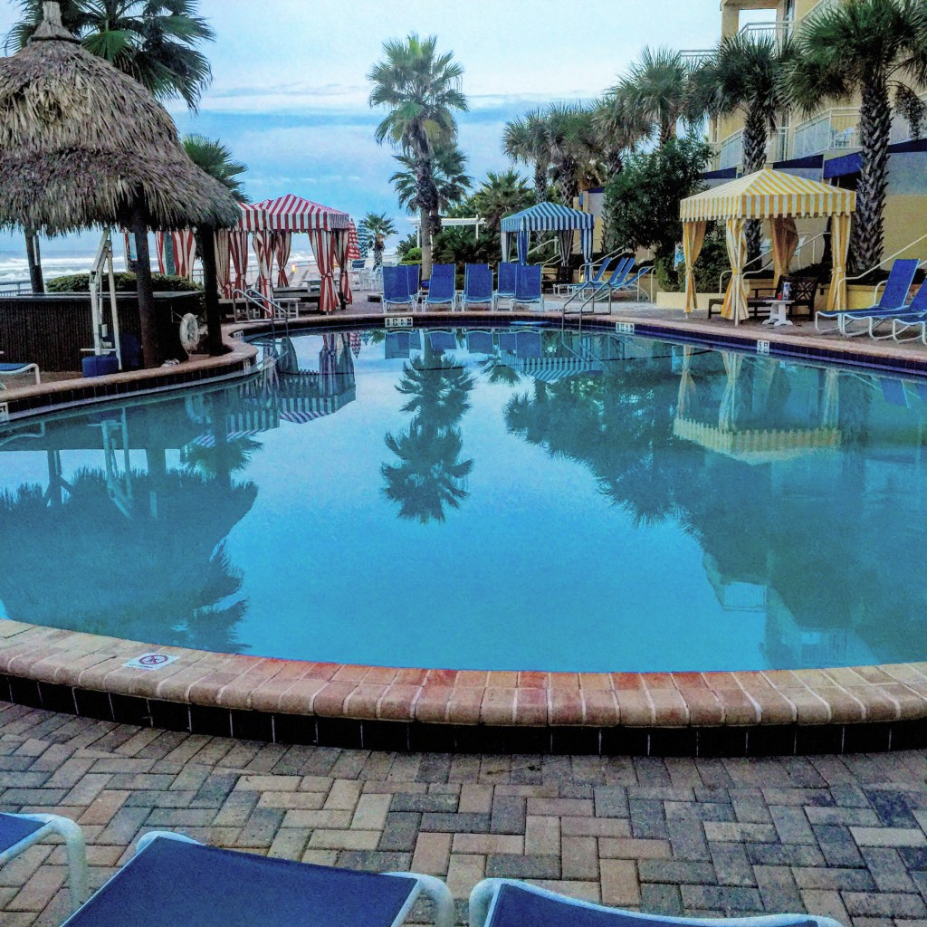 The pool at The Shores Resort & Spa - things to do in Daytona Beach