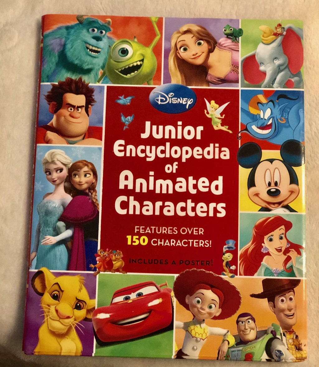Disney Tips Disney Junior Encyclopedia of Animated characters