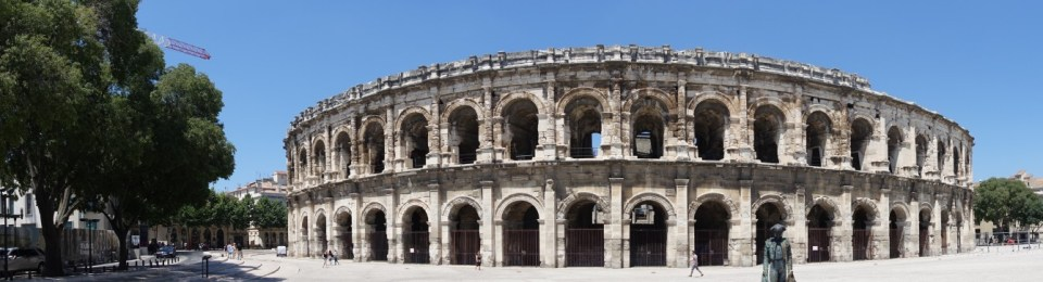 NÎMES: The Pride of Rome