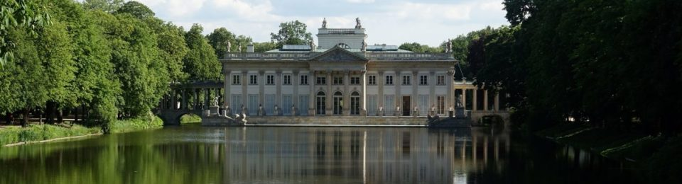 POLAND: Warsaw – Bombed Heavily in WWII – Some Gems Survive