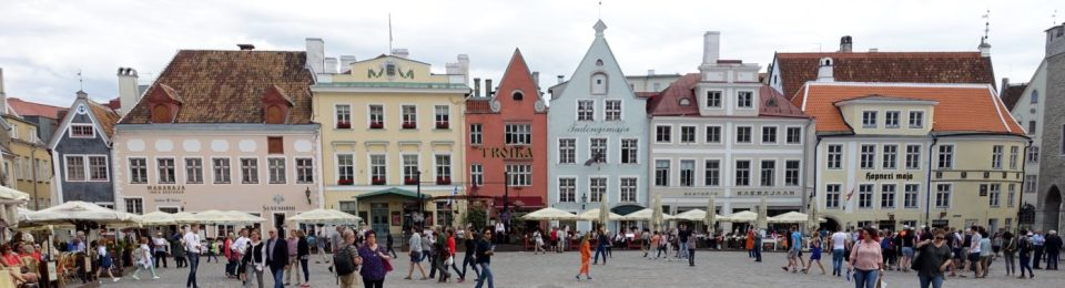 ESTONIA: Tallinn – Another Baltic Beauty
