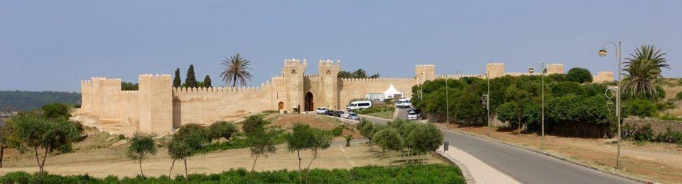 MOROCCO: Rabat – Enough Already – Greece Me Up!