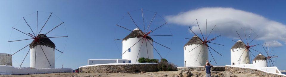 GREECE: Mykonos