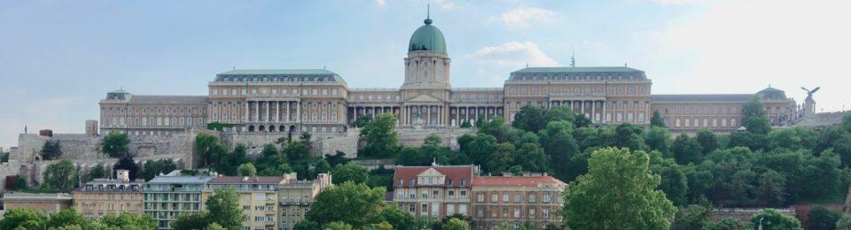 HUNGARY: Budapest ReBoot