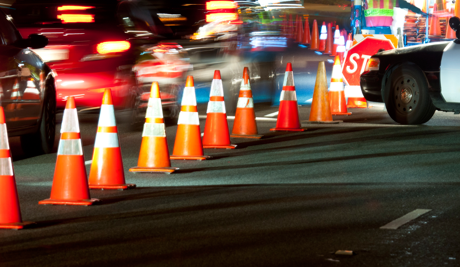 What To Do at a DUI Roadblock in Erie - The Travis Law Firm