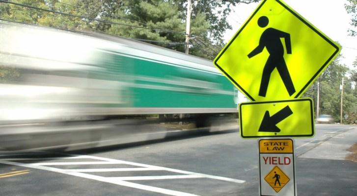 Pedestrian HIt by Car - Injury Lawyer
