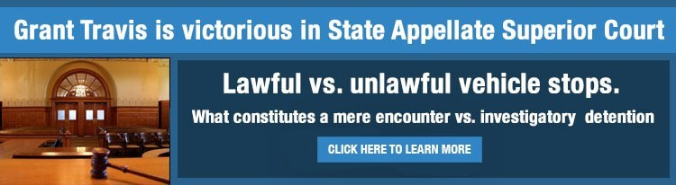 LAWFUL VS. UNLAWFUL VEHICLE STOPS