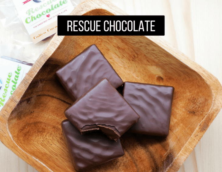 Rescue Chocolate Gift