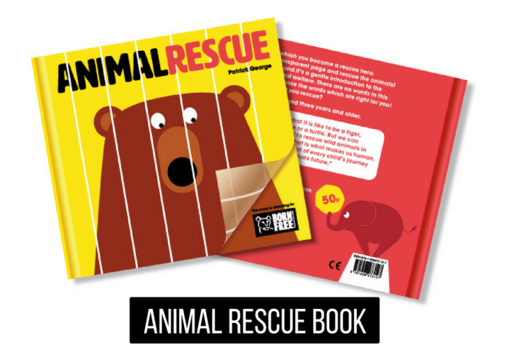 Animal Rescue Book