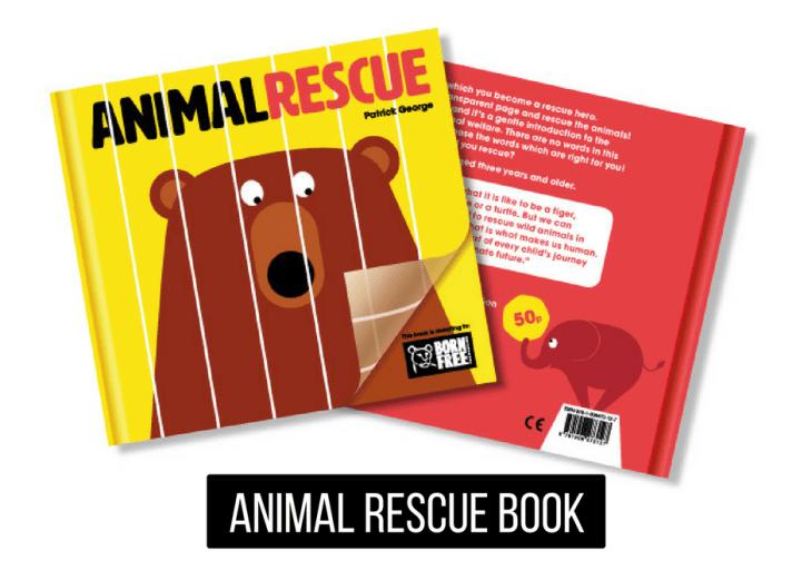 Animal Rescue Book