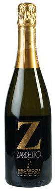 Zardetto prosecco vegan sparkling wine