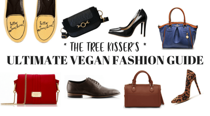 Ultimate Vegan Fashion Guide