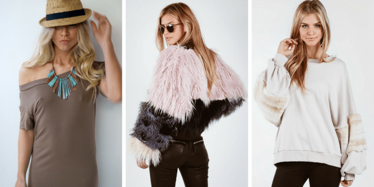 sararose vegan fashion faux fur