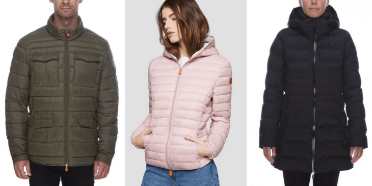 save the duck vegan jacket coats winter