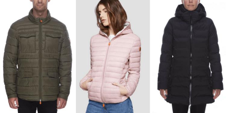 save the duck vegan jacket coats winter