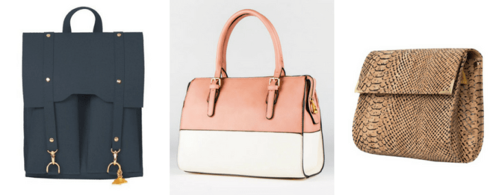 wilby bags london vegan croc