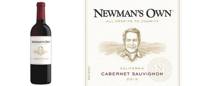 vegan wines newman's own cabernet sauvignon