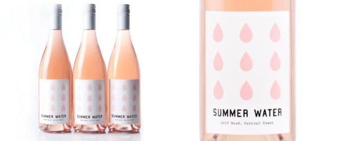 vegan wines rosé summer water rosé