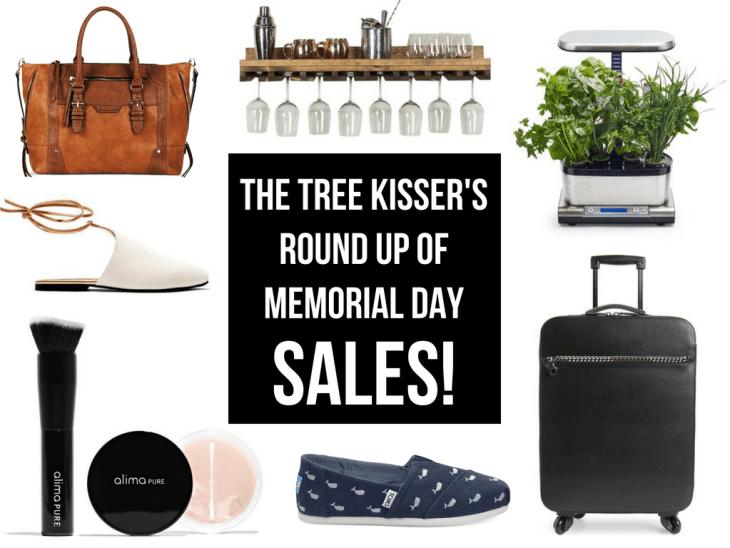 The Tree Kisser'sMemorial DaySaleRound Up!