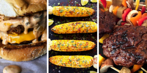 vegan barbecue bbq recipes plant-based burgers