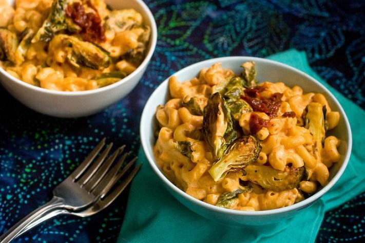 vegan vitamix recipes chipotle mac n cheese plant-based