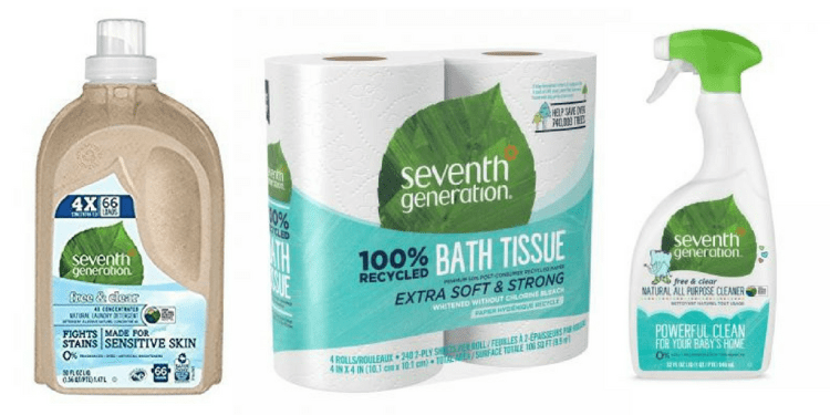 cruelty-free cleaning products guide vegan seventh generation