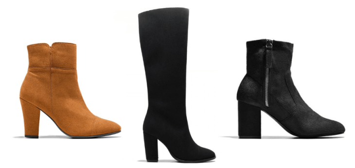 fall vegan boots petit vour autumn winter booties otk