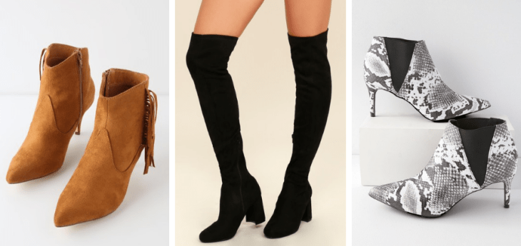 vegan boots fall 2018 lulus vegan booties