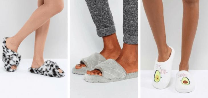 vegan slippers asos