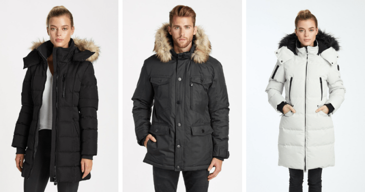 vegan coats parkas winter 2018 noize original